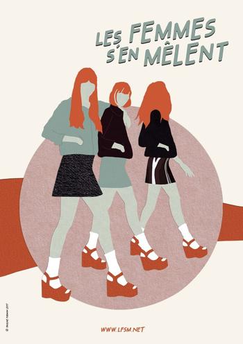 Festival Les Femmes s'en Mêlent, 2018