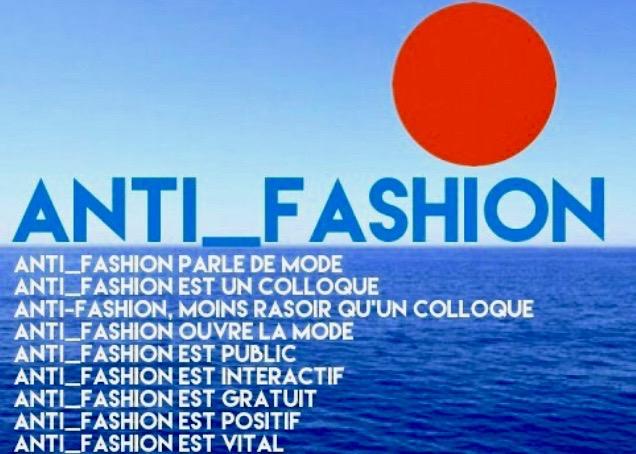 Anti Fashion Project