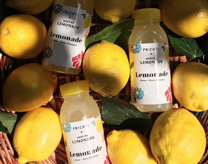 Frichti x Make my Lemonade