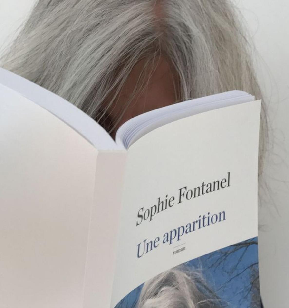 Une apparition de Sophie Fontanel